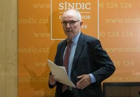 Funcionarios desmienten a Ribó: la parálisis de la sanidad catalana es por falta de inversión de la Generalitat