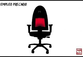 España, a la cabeza de Europa en subempleo