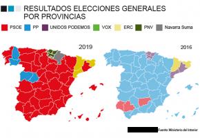 28A, España es de izquierdas cuando vota: Análisis