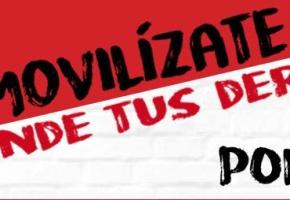 CCOO y UGT convocan movilizaciones el 27 de noviembre contra el despido por enfermar