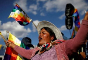 Bolivia, una segunda evangelización a sangre y fuego