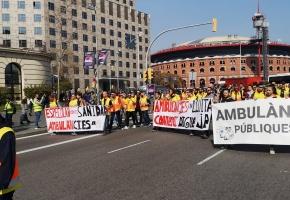 La Ley Aragonés amenaza el mundo sanitario con nuevas externalizaciones
