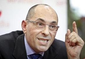 """Elpidio Silva: """"Salvo dos empresas, todo lo que hay en el Ibex es franquismo"""""""